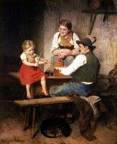El Museo de Alberto: The Happy Family