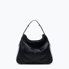 ZARA - WOMAN - SOFT FURRY BAG