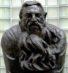 Émile Antoine Bourdelle: Bust of Rodin, - Los Angeles County Museum of Art Rodin, Le Corbusier, Cartier, Bronze Sculpture, Lion Sculpture, Antoine Bourdelle, Camille Claudel, French Sculptor, French Photographers