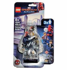 LEGO Marvel Avengers 76042 The SHIELD Helicarrier Minifigure de Black Widow NEUF