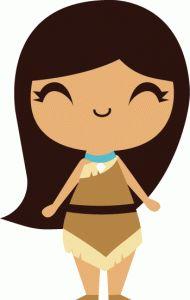 Silhouette Online Store - View Design #57132: princess