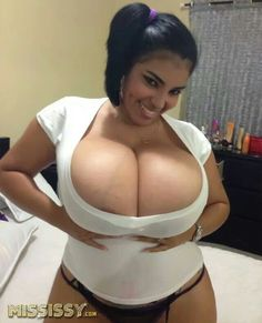 Hot dominican natural tits