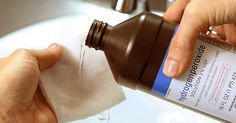 One of the best known germicidal agents nowadays is hydrogen peroxide. It is made of oxygen and water and is considered to be the safest of all natural sanitizers. We mostly use it as an