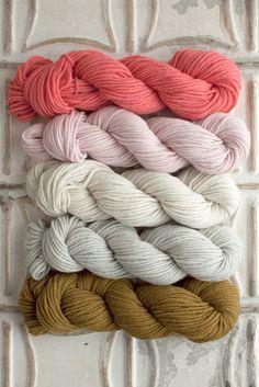 Yarn for Valley Green Inn Cowl | O-Wool