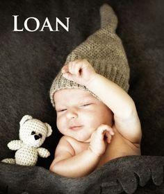 """Prénom masculin, Loan est le diminutif d'Elouan, un vieux prénom breton issu du celtique """"luh"""", la lumière"""