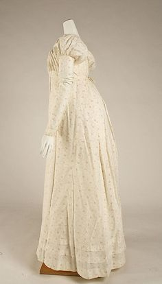 BATISTE is a balanced plain weave, a fine cloth made from cotton or linen such as cambric. Batiste was often used as a lining fabric for high-quality garments. Dress | American | The Metropolitan Museum of Art, 1810-15
