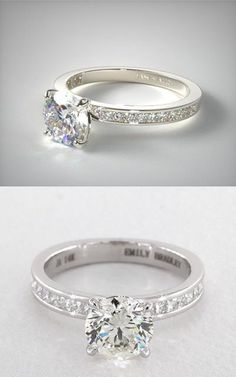 Channel Set Engagement Rings Ideas / Inspiration for Men & Women which is Awesome & Unique made in White, Rose, Silver & Yellow gold comes in Princess Cut, Halo, Oval, Round, Pear, Skull, Cushion Cut, Solitaire Shape with stones like Emerald, Gems, Blue Sapphire, White Diamonds / Diamond, Swarovski, Purple, Red, Yellow Crystals. These Wedding, Anniversary, Brides / Bridal ring & Band sets are Vintage, Simple & Beautiful Jewelry Products which is cheap, inexpensive, affordable Rings for…