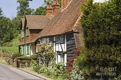 Shere, Surrey cottages