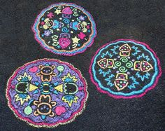 Keep Your Kids Active With These Outdoor Toys: Alex Toys Artist Studio Sidewalk Mandala Stencil Kit