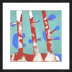 """ Three Trees"" by Vega, Monica Perez| newera portfolio"