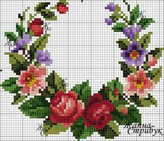 Thrilling Designing Your Own Cross Stitch Embroidery Patterns Ideas. Exhilarating Designing Your Own Cross Stitch Embroidery Patterns Ideas. Mini Cross Stitch, Cross Stitch Rose, Cross Stitch Borders, Cross Stitch Flowers, Cross Stitch Charts, Cross Stitch Designs, Cross Stitching, Cross Stitch Embroidery, Embroidery Patterns