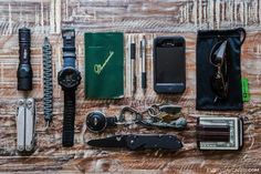 Everyday Carry - M/everydaycarry.com/U.S. Army Soldier - My everyday carry