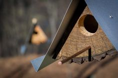 recycle bird houses google search vogelh user pinterest v gel und haus. Black Bedroom Furniture Sets. Home Design Ideas