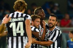 Fiorentina - Juventus: Isla out, Pogba ancora ala desta