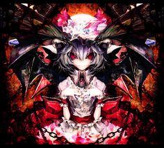 Scarlet Eyes ALiCE'S EMOTiON Ilustrador: Bampai Akira