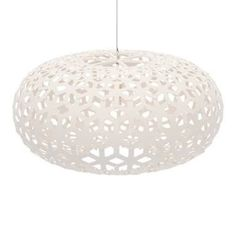 Image result for white pendant lamp natural
