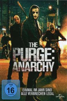 Watch The Purge: Anarchy Full Movie Streaming HD