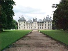 Cheverny Castle; Loire Valley, France