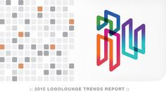 2015 LogoLounge Trend Report Current Logo Trends By Bill Gardner