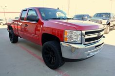 2013 #Chevrolet #Silverado 1500 LT Ext Cab #LIFTED Z71 4x4 $28,988 AVAILABLE!