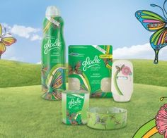 Save on Glade Products