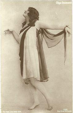 Olga Desmond.