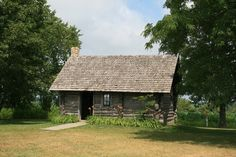 Little House Wayside, birthplace of Laura Ingalls Wilder, Pepin, WI