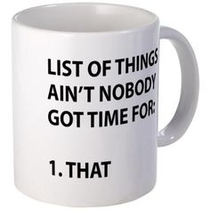 Shop Funny Sayings Mugs from CafePress. Browse tons of unique designs or create your own custom coffee mug with text and images. Our mugs are made of durable ceramic that's dishwasher and microwave safe.