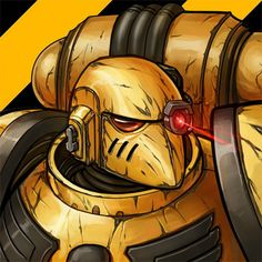 Imperial Fist, Warhammer Art, Angel Of Death, Space Marine, More Icon, Love Of My Life, Charity, Superhero, Emperor