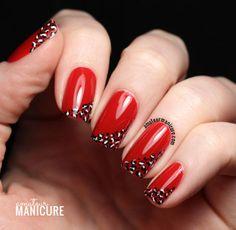 Amateur Manicure : A Nail Art Blog: A Little Spotty