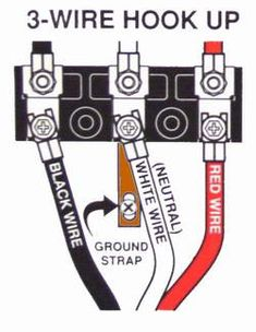 wiring diagram for a stove plug Dryer plug, Outlet