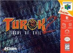 Turok 2: Seeds of Evil (1998, Nintendo 64)