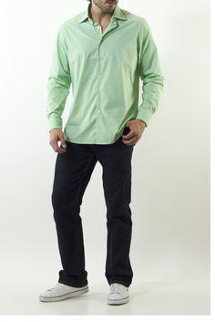 Martin Gordon Checker Shirt $125
