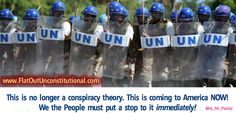 United Nations Troops on U.S. Soil Prepared to Assist With Martial Law? (Videos)