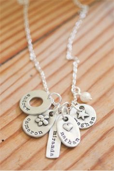 jumble of charms necklace | Lisa Leonard Designs