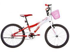 Bicicleta Infantil Houston Nina Aro 20 - Freio V-brake