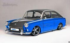 Volkswagen Typ3 1600