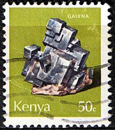 Galena. Scott 102 A15. Issued 1977 Dec 13. Photo.50c 1.90 .20 Perf. 141/2x14, 141/2 (A16)