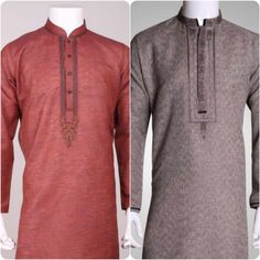 Latest Eden Robe Shalwar Kameez Suits For Men Dress Suits For Men, Mens Suits, Men Dress, Shirt Dress, Gents Kurta Design, Boys Kurta Design, New Mens Fashion, Suit Fashion, Male Fashion