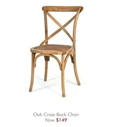 Provence Dinning Room Bistro Chairs