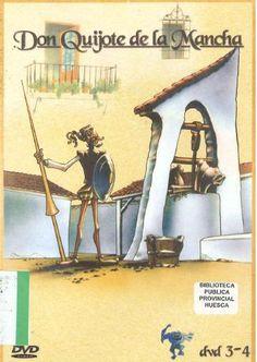 """""""Don Quijote de la Mancha"""" Episodios incluidos en este DVD: El manteo de Sancho ; El combate con los rebaños ; El yelmo de Mambrino ; La aventura de Sierra Morena ; Dulcinea del Toboso ; La descomunal"""