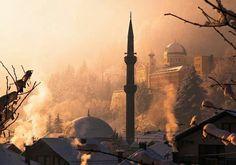 Fojnica, Bosnia and Herzegovina Roadtrip, Bosnia And Herzegovina, Montenegro, Cn Tower, Travel Pictures, Croatia, Sunrise, Europe, Country