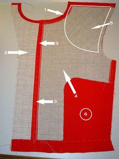 Textiles für den Herrn Major - Rauchersalon