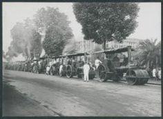 Album aangeboden aan de burgemeester van Bandoeng, B. Coops, bij zijn vertrek naar Europa. Augustus 1920