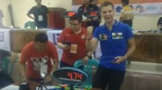Genius 20-Year-Old Sets New Rubik's Cube World Record