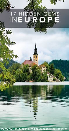 #7 Lake Bled, Slovenia