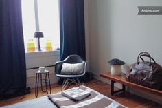 Bed & Breakfast à Oslo, Norvège. One bedroom for max 2 pers. Very well located in Oslo...