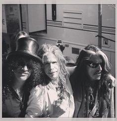Slash,Steven Tyler,Joe Perry
