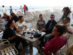 """Grupo de Singles en el Crucero para solteros """"La experiencia de la diversión"""" 2014"""