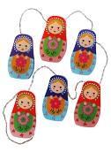 Babushka lights FOR GIRL